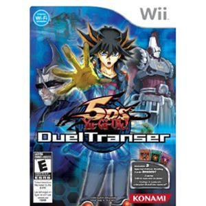 NEW Yu-Gi-Oh! 5D's Duel Transr Wii (Videogame