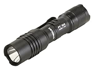 Streamlight 88032 Protac Tactical Flashlight 1AA with White LED, Black