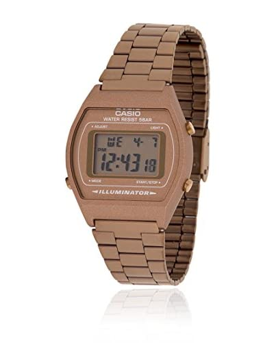 Casio Orologio con Movimento al Quarzo Giapponese B+640Wc.5A  35 mm