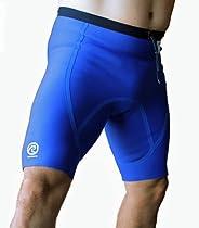 Rehband Warm Pants (Compression Shorts) (Large)