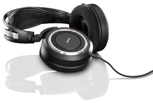 Akg K 540 Studio Monitor Headphones (Black)