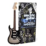 RARE - Brian Bell of Weezer Limited Edition Authentic Autographed Lyon Washburn Electric Guitar Pack Set