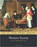 img - for Western Society: A Brief History. Palgrave Macmillan. 2009. book / textbook / text book