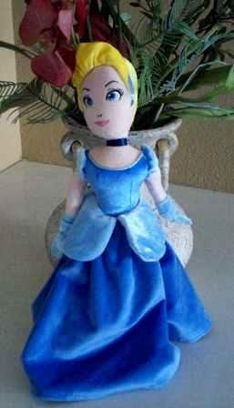 Disney Large Cinderella Plush- 18 Inches - 1
