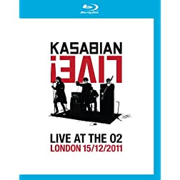 Kasabian: Live at the O2 [Blu-ray]