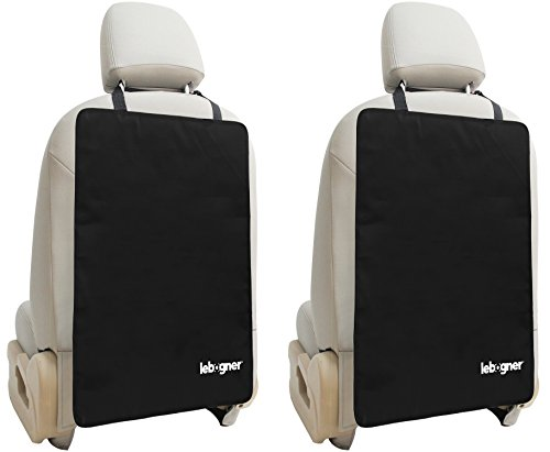 car seat back protectors by lebogner luxury kick mat seat covers for the back of your front. Black Bedroom Furniture Sets. Home Design Ideas