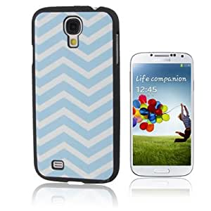 Q-Case Fondle Stripe Pattern Plastic Case for Samsung Galaxy S4 i9500