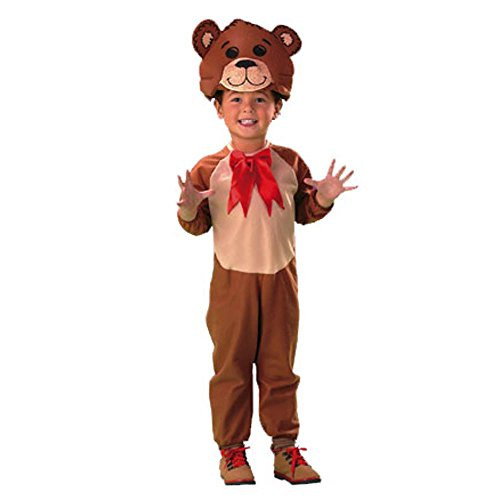 Child's Toddler Teddy Bear Halloween Costume (2-4T)