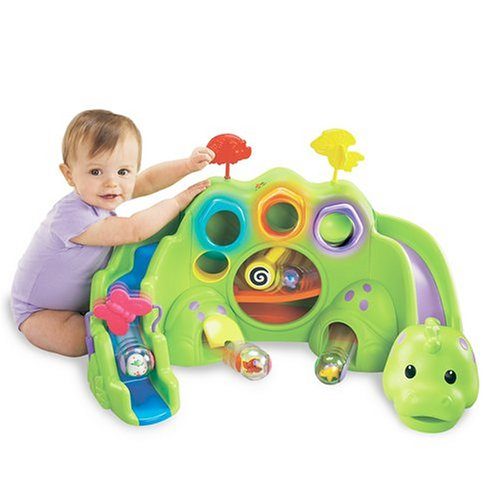 Fisher-Price&reg; Roll-a-Rounds&trade; Drop &amp; Roar&trade; Dinosaur