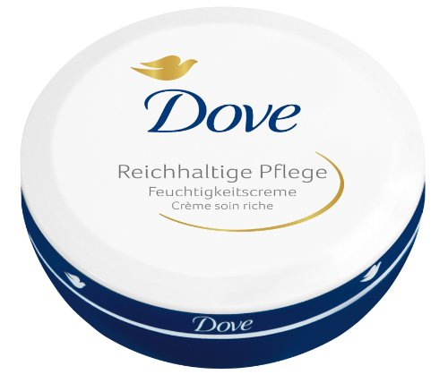 DOVE rich moisturising creme 150ML