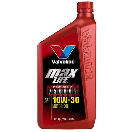 The lowest prices on valvoline vv149 maxlife sae 10w 30 for Case of motor oil prices