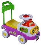 Correpasillos y andados para bebes - Portador con funcion empuja -Tire del juguete - Coche para bebe - Coches para ninos - Baby car ARTI 0640 Ufo Ride-On