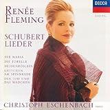 echange, troc Renee Fleming, Christoph Eschenbach - Schubert - Lieder : Ave Maria - Die Forelle - Heidenroslein - Gretchen Am Spinnrade...