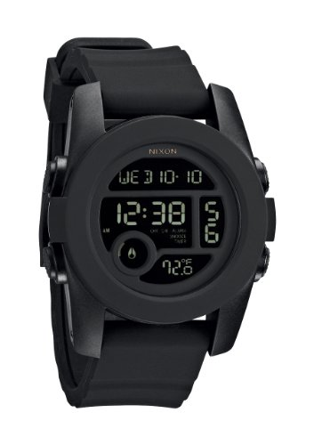 Nixon A490 001 Mens Black Watch