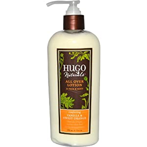 Hugo Naturals Handcrafted Body Lotions Parent