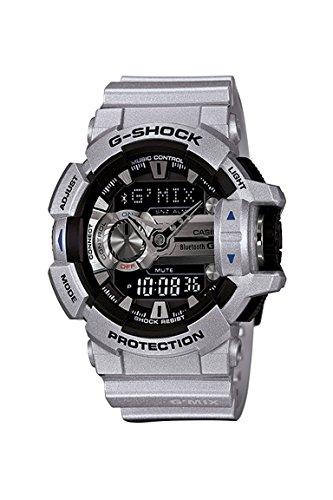 CASIO G-SHOCK GBA400-8B LIGHT WHITE GMIX
