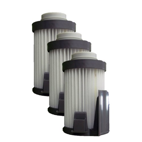 (3) Eureka Style DCF 14 , DCF 10 Lightweight Upright Vacuum Cleaner Pleated Hepa w/activated Charcoal Dust Cup Filter, Optima, Pet Lover, 62396-1, 62396-12, 73734-2, 2316911737, 023169117372, 73824, 62731A, 62731B, DCF14, 62731-12, 470953, 62731A-2, 62417, 62731B-Z with Mini Tool Box (dh) (Eureka Pet Lover Hepa Filter compare prices)