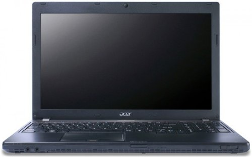 "Acer TravelMate P653-M-3312 Ordinateur portable 15,6"" (39,62 cm) Intel Core i3 3120M 2,4 GHz 5000 Go 4096 Mo HD 4000 Windows 8 Pro Noir"