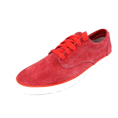Sperry Top Sider, Sneaker uomo, Rosso (Hellrot), 42