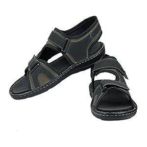 Shearwater Ecoforce Brown Mcr Diabetic Footwear For Men