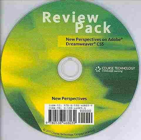 Review Pack for Hart/Geller's New Perspectives on Adobe Dreamweaver CS5, Comprehensive, 2nd