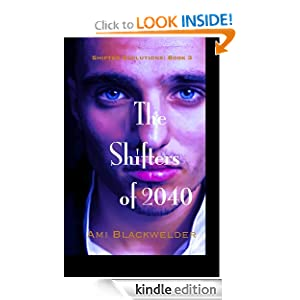 Kindle Daily Deal: The Shifters of 2040