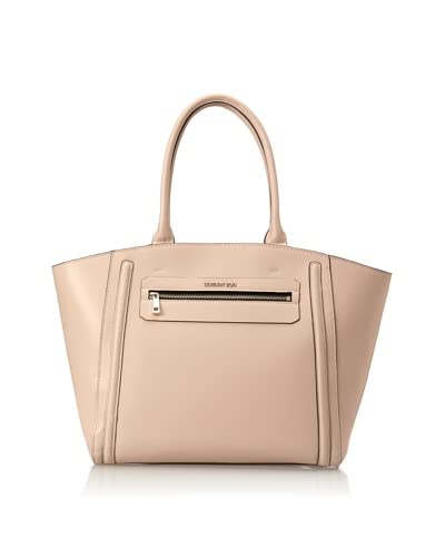 London Fog Women's Reece Tote, Blush As You See