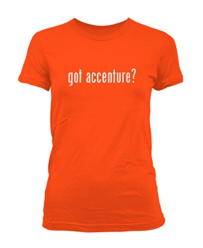 got-accenture-ladies-juniors-cut-t-shirt-orange-large