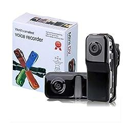 Future tech MD80 Mini Hidden Digital Camera DV DVR Video Recorder Sport Webcam Camcorder