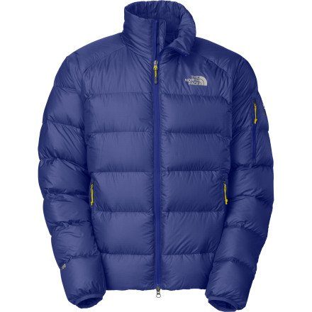 North Face Elysium Jacket Mens Bolt Blue Large