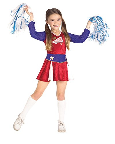 Rubies Cheerleader Child Costume