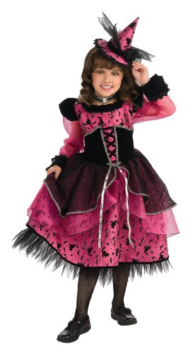 Deluxe Victorian Witch Costume