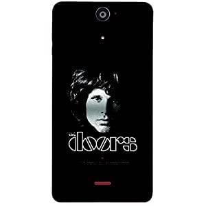 Universal Music Officially Licenced The Doors new Edition Phone Skin STICKER for SONY XPERIA J (ST26I)