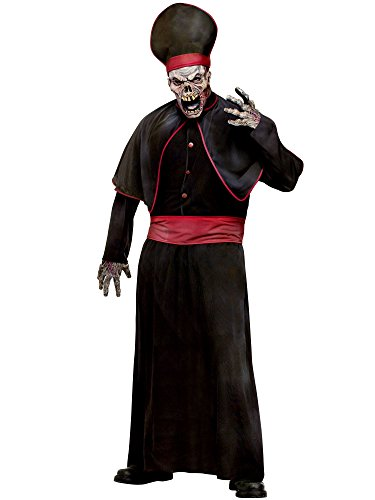 [Zombie High Priest Costume for Men] (High Priest Zombie Costumes)