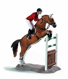 Cavalli in regalo da salto ostacoli