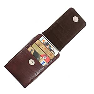 DooDa PU Leather Pouch Case Cover With Magnetic Closure For XOLO A500 Club