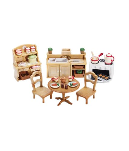 Calico Critters Kitchen Set Amazon