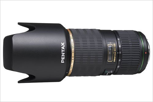 Pentax smc DA 50-135mm f/2.8 ED (IF) SDM Lens