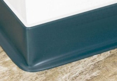 Flexible Pvc Sit On Skirting Skirting Boards