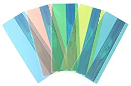 Reading Rulers Duo Window - pk of 30 - 5 Most Popular Colors