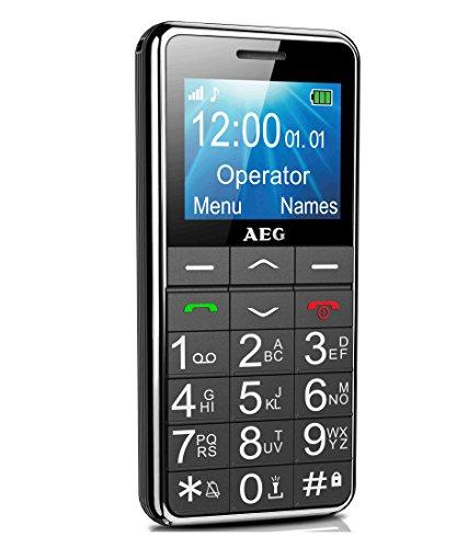Aeg voxtel m250 telefono cellulare con grandi tasti tasto - Smartphone con tasti ...