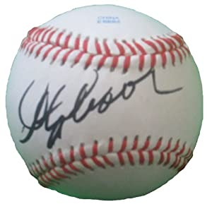 Clint Eastwood Autographed Signed ROLB Baseball, Trouble with the Curve, Proof Photo by Southwestconnection-Memorabilia