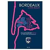 Calendrier mural FC Girondins de Bordeaux 2014
