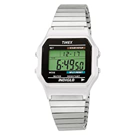 Timex Digital Watch :  time piece watches timex watch