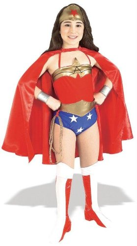 Wonder Woman Del Child Sm