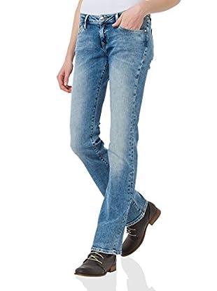 Cross Jeans Vaquero Laura (Azul Lavado)