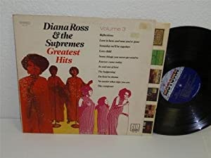 Motown MS2-663 Diana Ross & The Supremes - Greatest Hits ...  |Motowns Greatest Hits Diana Ross