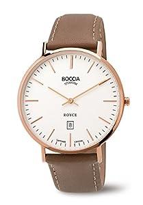 3589-04 Boccia Titanium Mens Watch