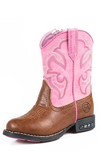 Roper-Toddler-Girls-Light-Up-Cowgirl-Boot-09-017-1201-1234-Ta