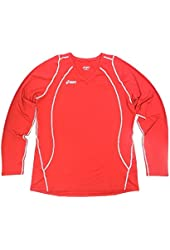 Asics Salima Jersey Volleyball Mens Red